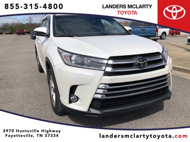Used 2018 Toyota Highlander in Fayetteville, TN