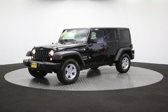 2016 Jeep Wrangler Unlimited for sale 124726 51