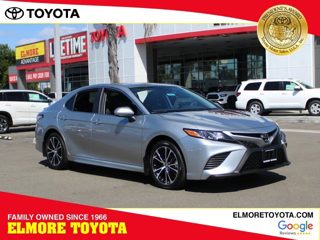 New 2020 Toyota Camry in Westminster, CA