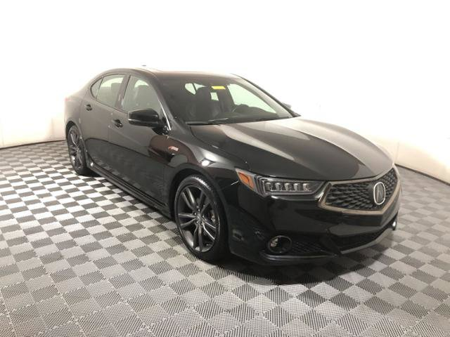 Used 2019 Acura TLX in Greenwood, IN