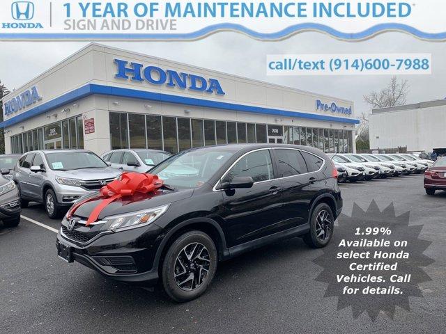 Used 2016 Honda CR-V in Yonkers, NY