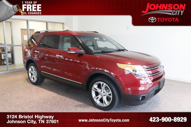 Used 2013 Ford Explorer in Johnson City, TN
