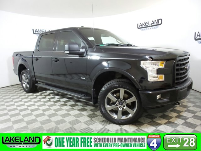 Used 2016 Ford F-150 in Lakeland, FL