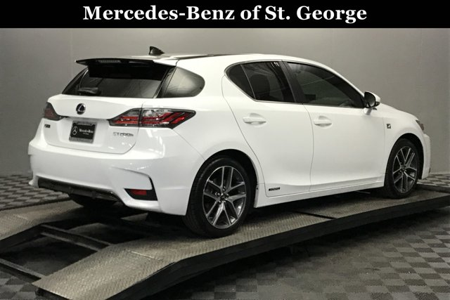 Used 2017 Lexus CT CT 200h F Sport