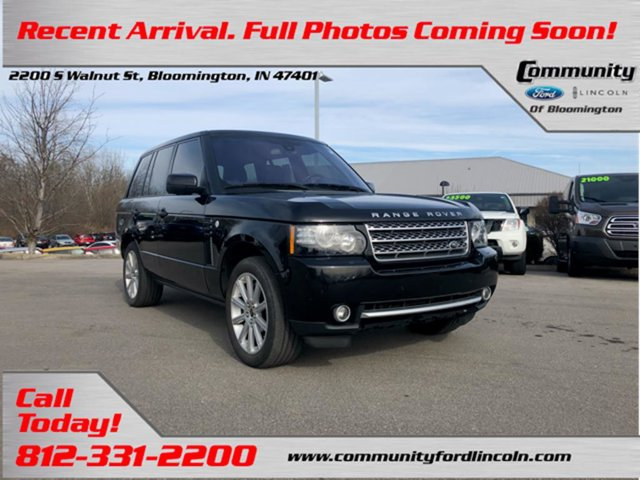 Used 2012 Land Rover Range Rover in Bloomington, IN