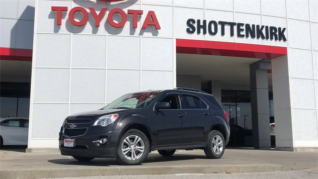 Used 2015 Chevrolet Equinox in Quincy, IL
