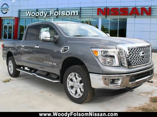 New 2017 Nissan Titan XD in Vidalia, GA