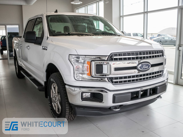 2020 Ford F-150 XLT SuperCrew 4WD XLT 4WD SuperCrew 6.5′ Box Regular Unleaded V-8 5.0 L/302 [11]