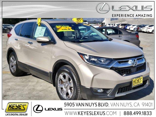 Used 2017 Honda CR-V in , CA