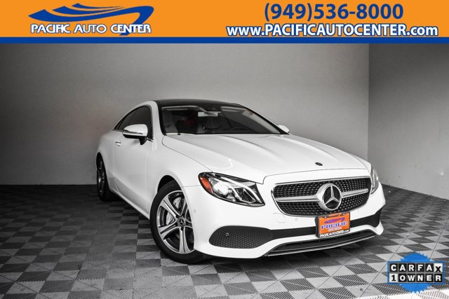 Used 2018 Mercedes-Benz E-Class in Costa Mesa, CA