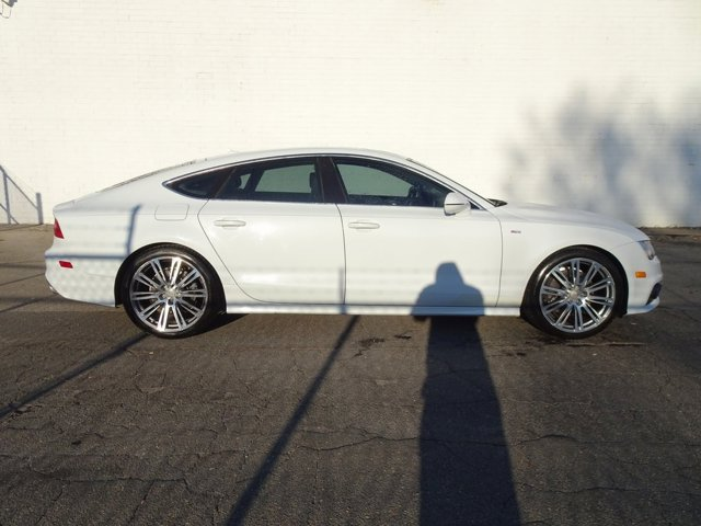 2014 Audi A7 3.0 TDI quattro Prestige