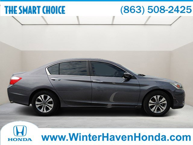 Used 2014 Honda Accord Sedan in Winter Haven, FL