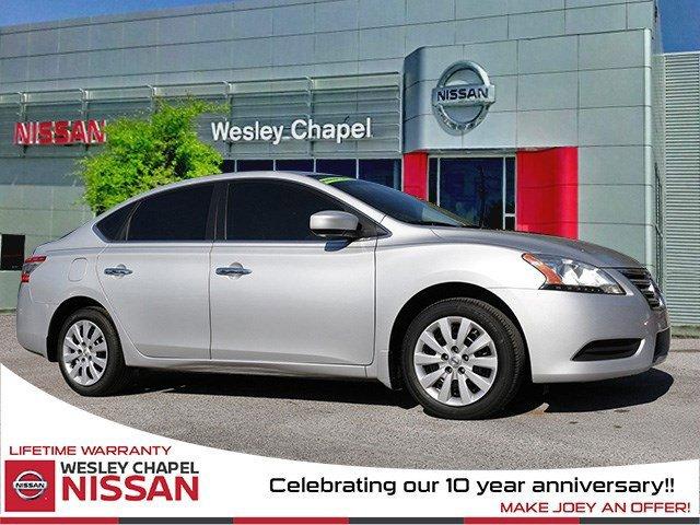 Used 2013 Nissan Sentra in Wesley Chapel, FL