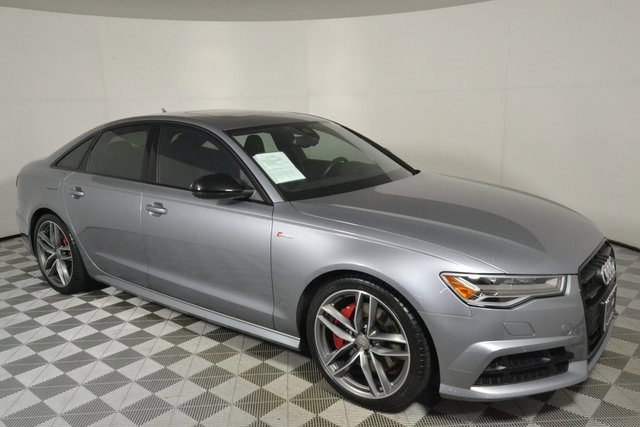 Used 2017 Audi A6 in Lynnwood, WA