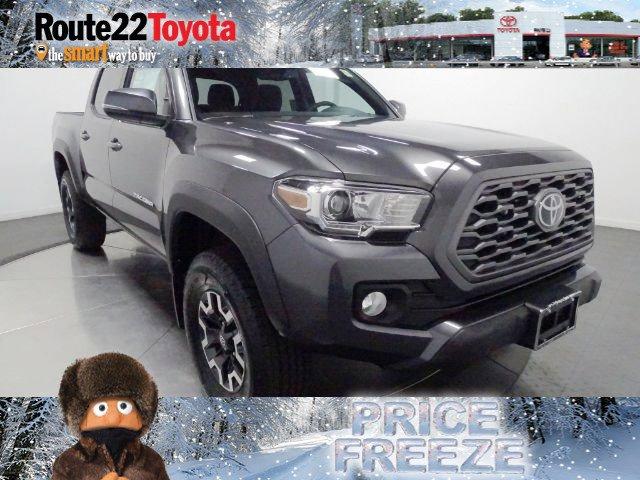 2021 Toyota Tacoma TRD Off Road TRD Off Road Double Cab 5′ Bed V6 AT Regular Unleaded V-6 3.5 L/211 [7]