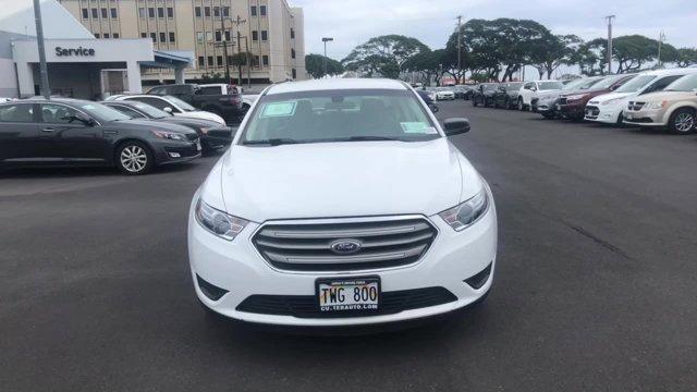 Used 2017 Ford Taurus in Honolulu, Pearl City, Waipahu, HI