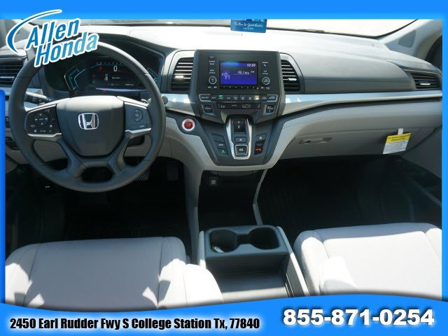 New 2019 Honda Odyssey in College Station, TX