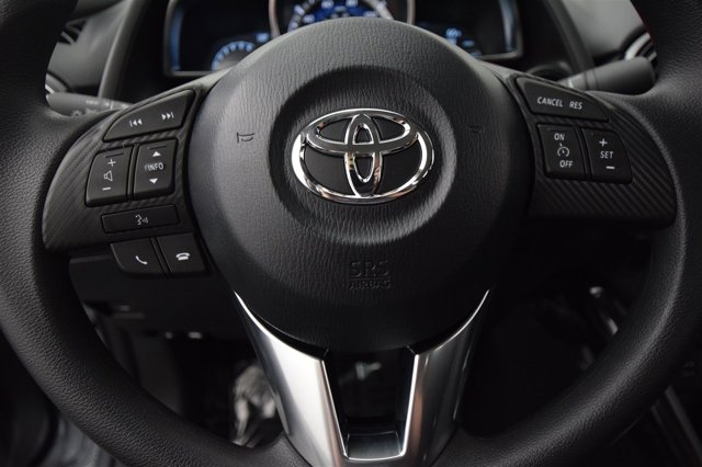 New 2017 Toyota Yaris iA Manual