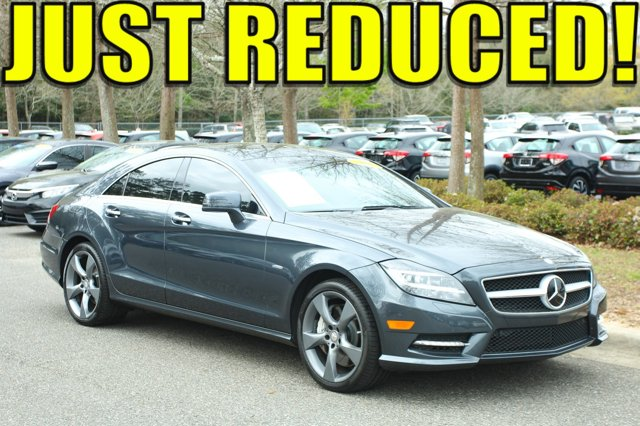 Used 2012 Mercedes-Benz CLS-Class in Tallahassee, FL