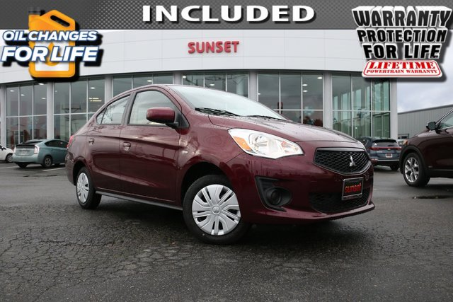 New 2020 Mitsubishi Mirage G4 in Sumner, WA