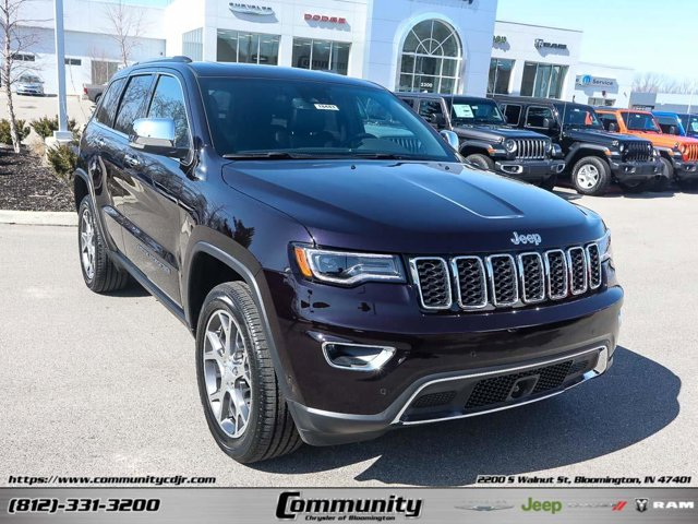 New 2020 Jeep Grand Cherokee in Bloomington, IN