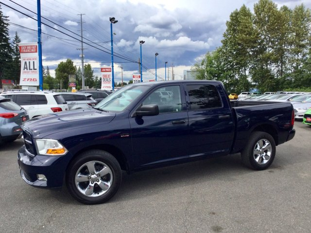 Used 2012 Ram 1500 4WD Crew Cab 140.5 Express
