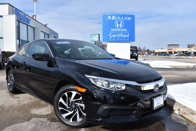 Used 2017 Honda Civic Coupe in Highland Park, IL