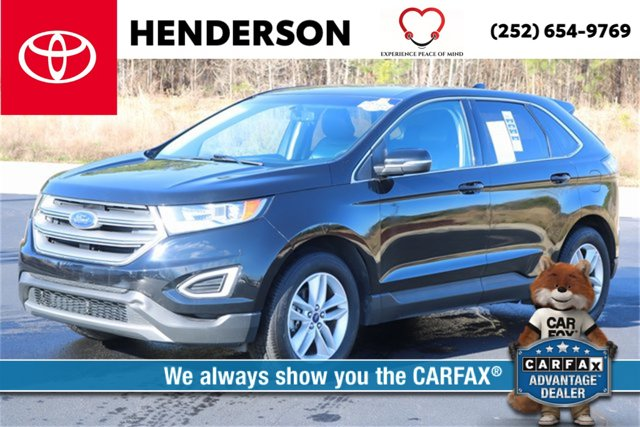Used 2017 Ford Edge in Henderson, NC