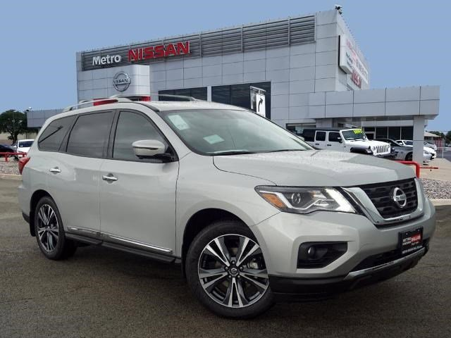 2020 Nissan Pathfinder Platinum FWD Platinum Regular Unleaded V-6 3.5 L/213 [0]