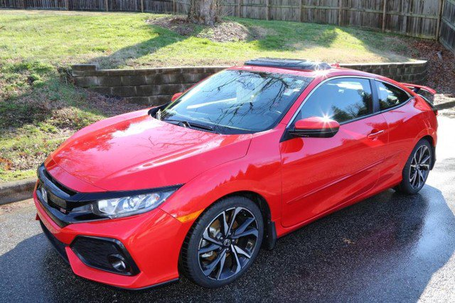 Used 2018 Honda Civic Si Coupe in High Point, NC