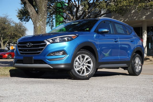 New 2017 Hyundai Tucson in Irving, TX