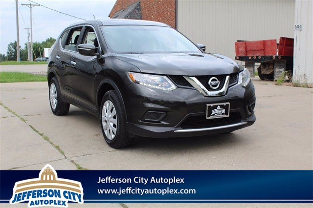 Used 2015 Nissan Rogue in Jefferson City, MO