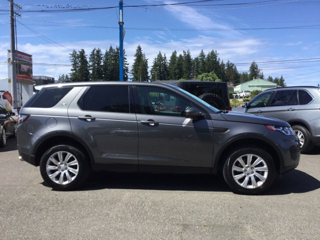 Used 2016 Land Rover Discovery Sport AWD 4dr SE