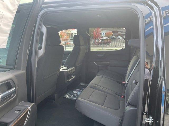 New 2021 Chevrolet Silverado 1500 4WD Crew Cab 157 RST