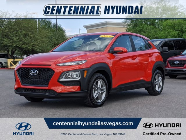 2020 Hyundai Kona SE SE Auto FWD Regular Unleaded I-4 2.0 L/122 [12]