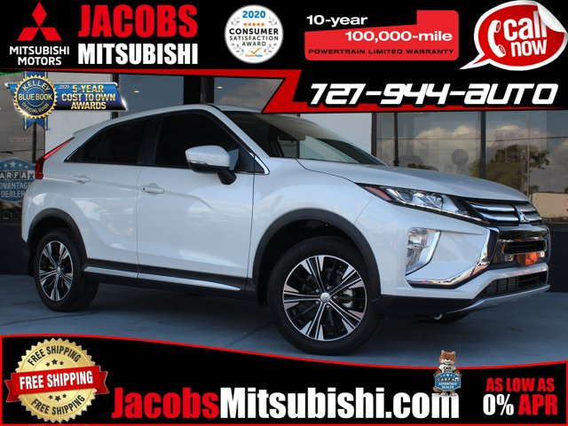 New 2019 Mitsubishi Eclipse Cross in New Port Richey, FL