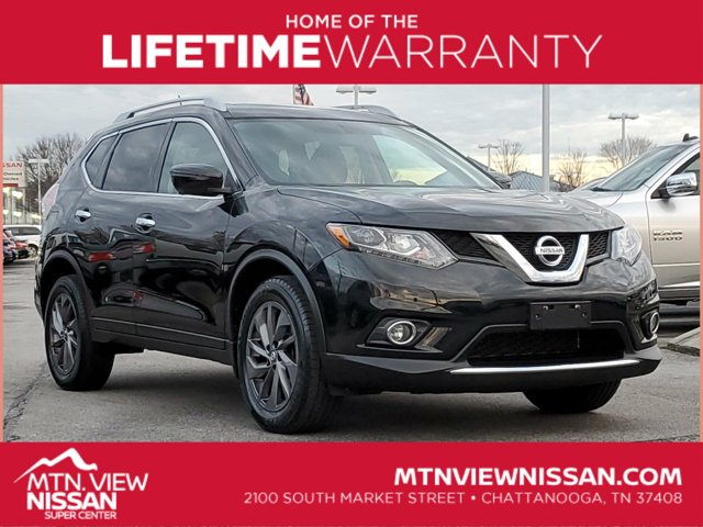 Used 2016 Nissan Rogue in Chattanooga, TN