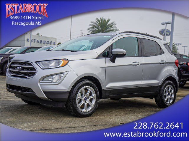 New 2020 Ford EcoSport in , MS