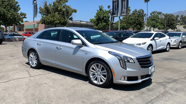 2019 Cadillac XTS Luxury 4dr Sdn Luxury FWD Gas V6 3.6L/217 [11]