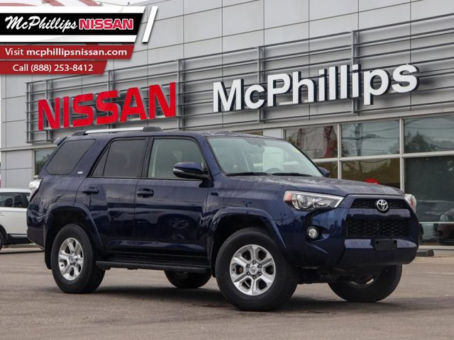 2019 Toyota 4Runner Base 4WD Regular Unleaded V-6 4.0 L/241 [7]