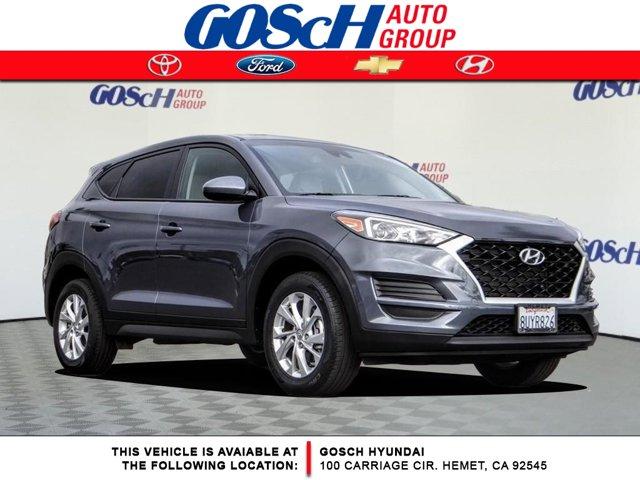 2021 Hyundai Tucson SE SE FWD Regular Unleaded I-4 2.0 L/122 [7]