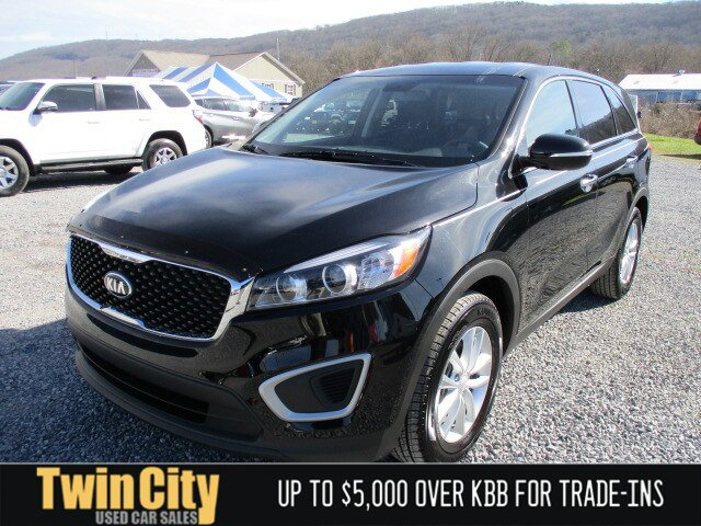 Used 2018 KIA Sorento in Fort Payne, AL