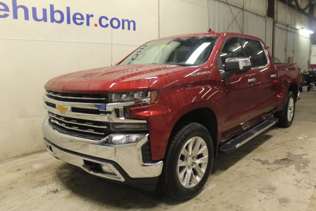 New 2020 Chevrolet Silverado 1500 in Indianapolis, IN