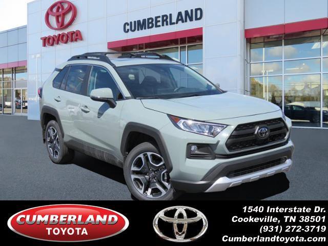 New 2019 Toyota RAV4 in Cookeville, TN