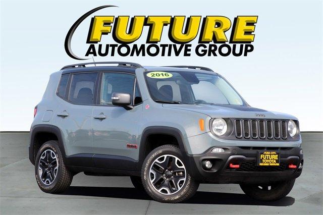 Used 2016 Jeep Renegade in Yuba City, CA