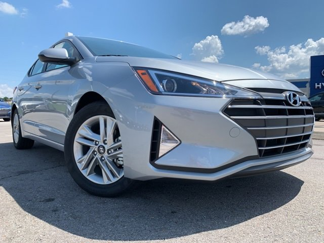 New 2020 Hyundai Elantra in Decatur, AL