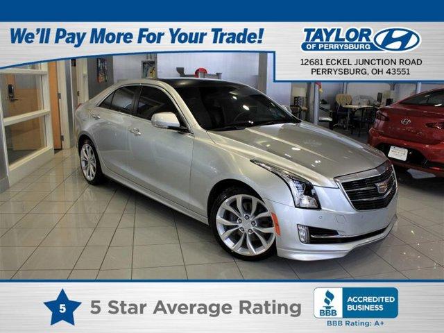 2016 Cadillac ATS Sedan Premium Collection AWD photo