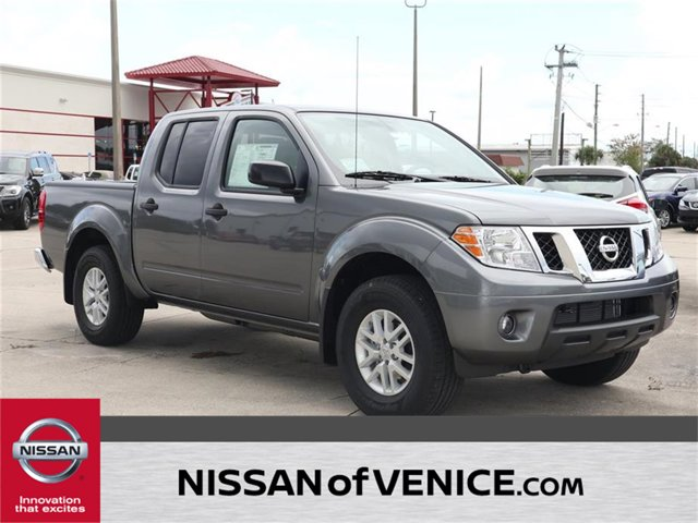 New 2019 Nissan Frontier in Venice, FL