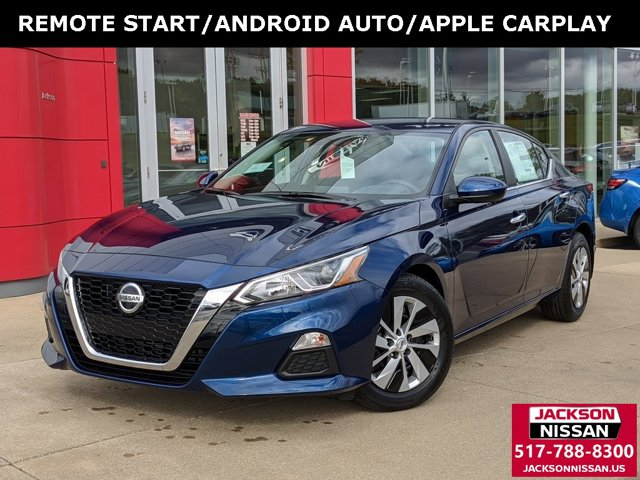 New 2020 Nissan Altima in Jackson, MI