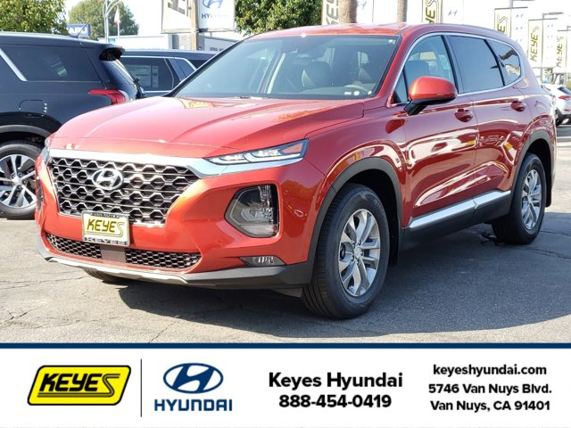 New 2020 Hyundai Santa Fe in , CA